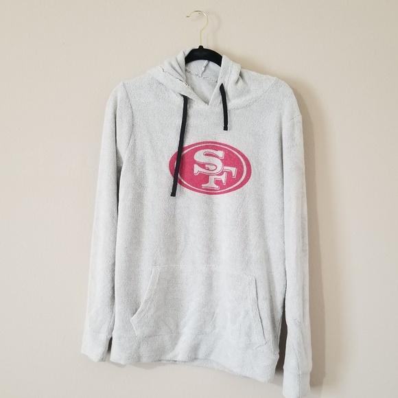 78e2630d San Francisco 49ers Hoodie NWT